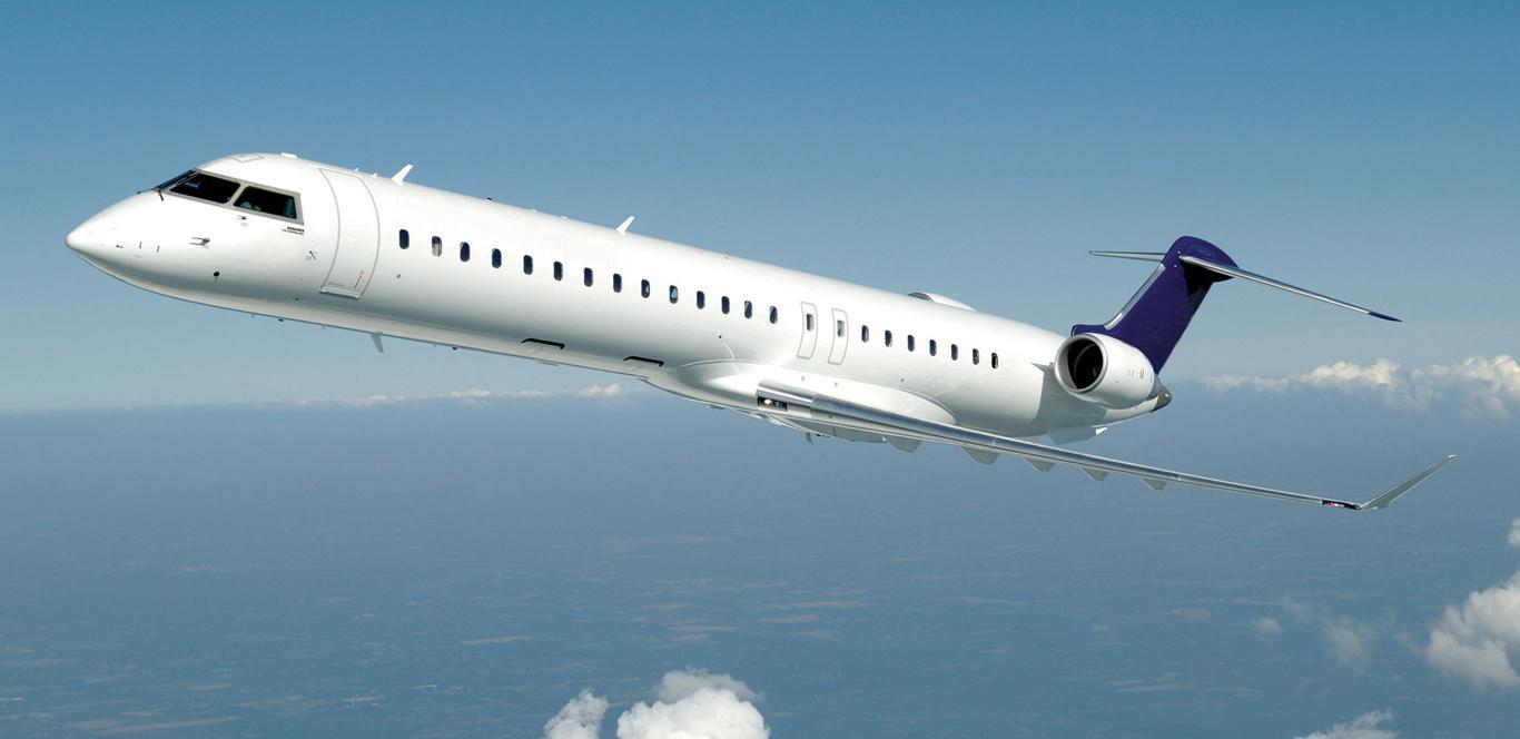 CRJ 100